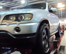 wheel alignment winsford